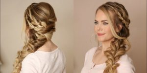 Stunning One-Side Hairstyles Are Now In Trend