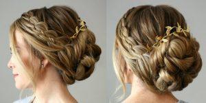 Gorgeous Braided Headband Hair Styles