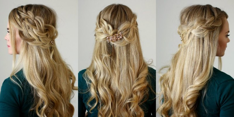 Cute Hairstyle for Teen Girls